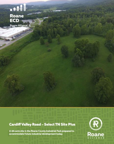 Cardiff Valley Road - Select Tennessee Plus